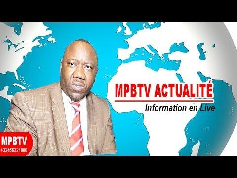 MPBTV Actualité : Lepen Macron et L'Afrique..Paris..Katumbi veut enterré Tshisekedi...