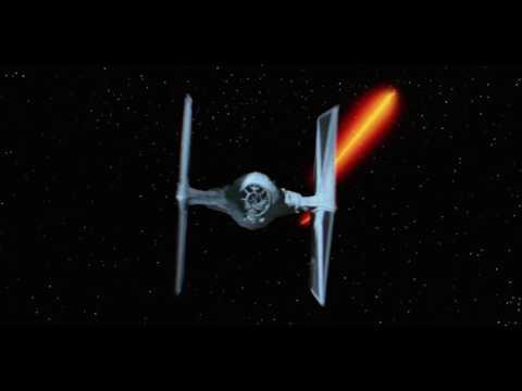 Star Wars Episode 4 Soundtrack - TIE Fighter Attack 1H