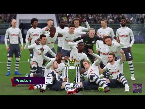 Rebuilding Preston North End!!! Premier League Champions! Fifa 19 Career Mode