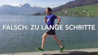 SWITZERLAND MARATHON light Vorbereitungstipps Teil 1