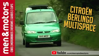 Citroen Berlingo Multispace (1998) Review(Chris Goffey reviews the Citroen Berlingo Multispace and gives us his impressions., 2013-07-01T08:58:05.000Z)