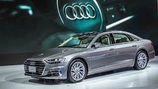 AUDI - 2018 世界新車大展 | 特別報導