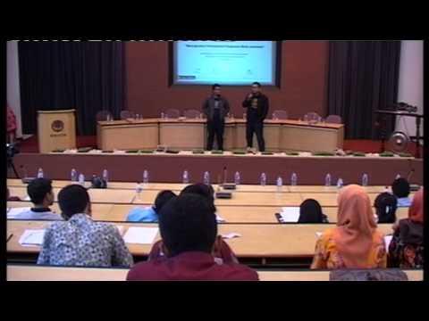 Seminar Meningkatkan Pertumbuhan Pengusaha Muda di Indonesia bag 1