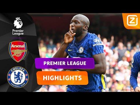 LUKAKU LAAT ZICH METEEN GELDEN! ⚽️🤩   Arsenal vs Chelsea   Premier League 2021/2