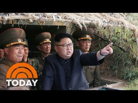 Kim Jong Un: Our Weapons Can Strike Anywhere In The US | TODAY