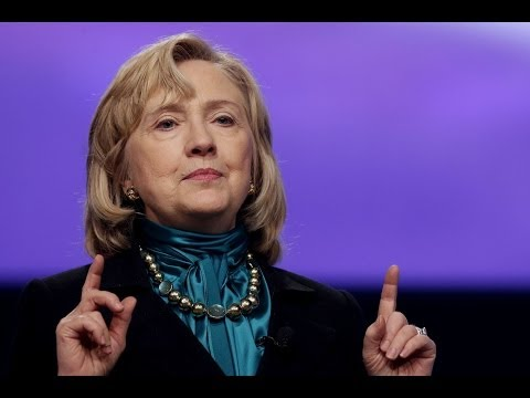 Hillary Clinton Compares Vladimir Putin to Adolf Hitler