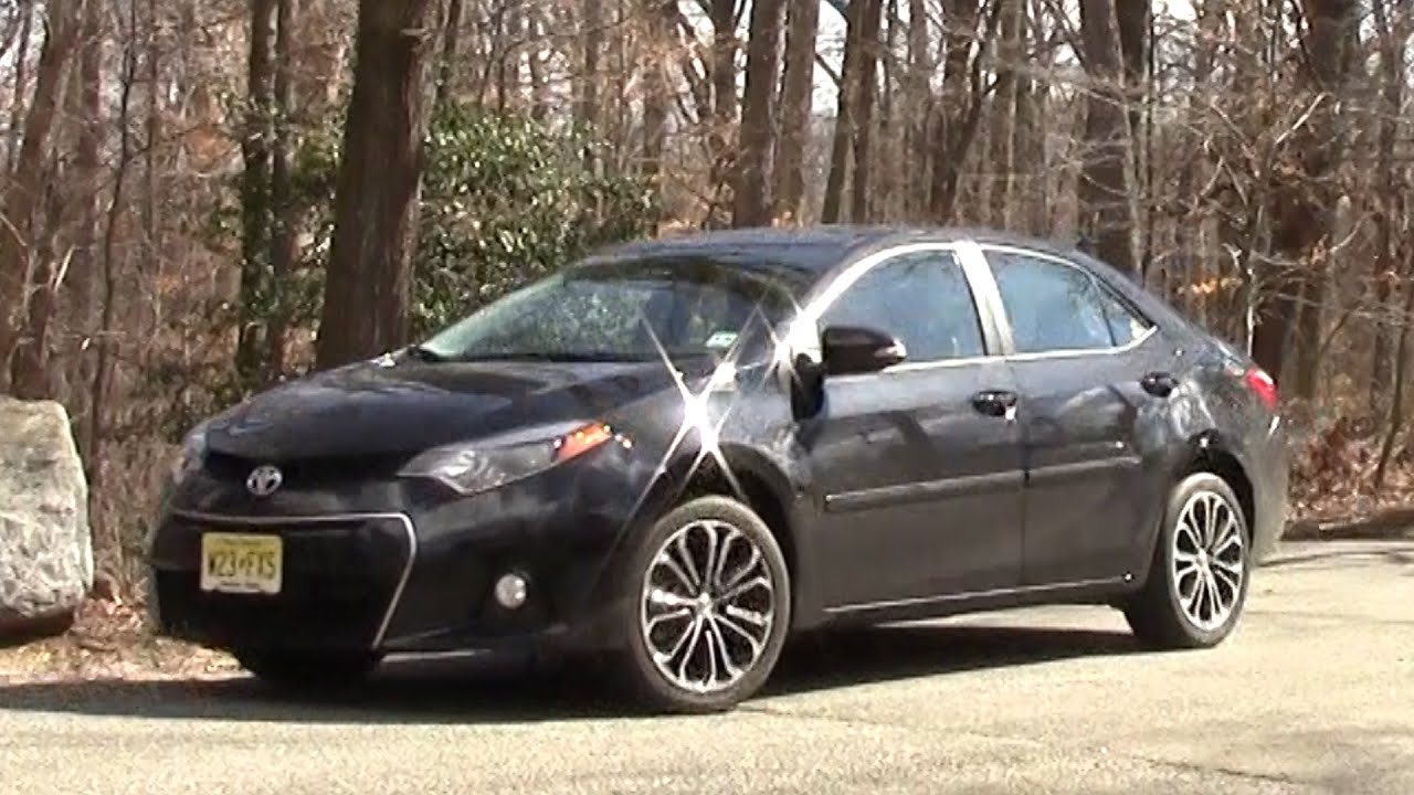 Toyota Corolla S Plus 6 Speed Manual Road Test & Review by Drivin