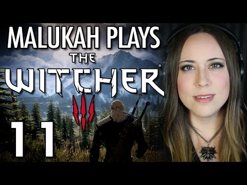 Malukah Plays The Witcher 3 - Oils and a Bug