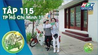 VIỆT NAM TƯƠI ĐẸP | Cặp bài trùng Huỳnh Lập - Quang Trung khám phá ẩm thực Sài thành | VNTD #115