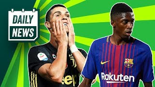 Liverpool to bid £85m for Dembele + Ballon d'Or top 3 LEAKED ► Onefootball Daily News