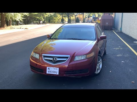 2004-2008 Acura TL 3.2 V6 owners Review and test drive