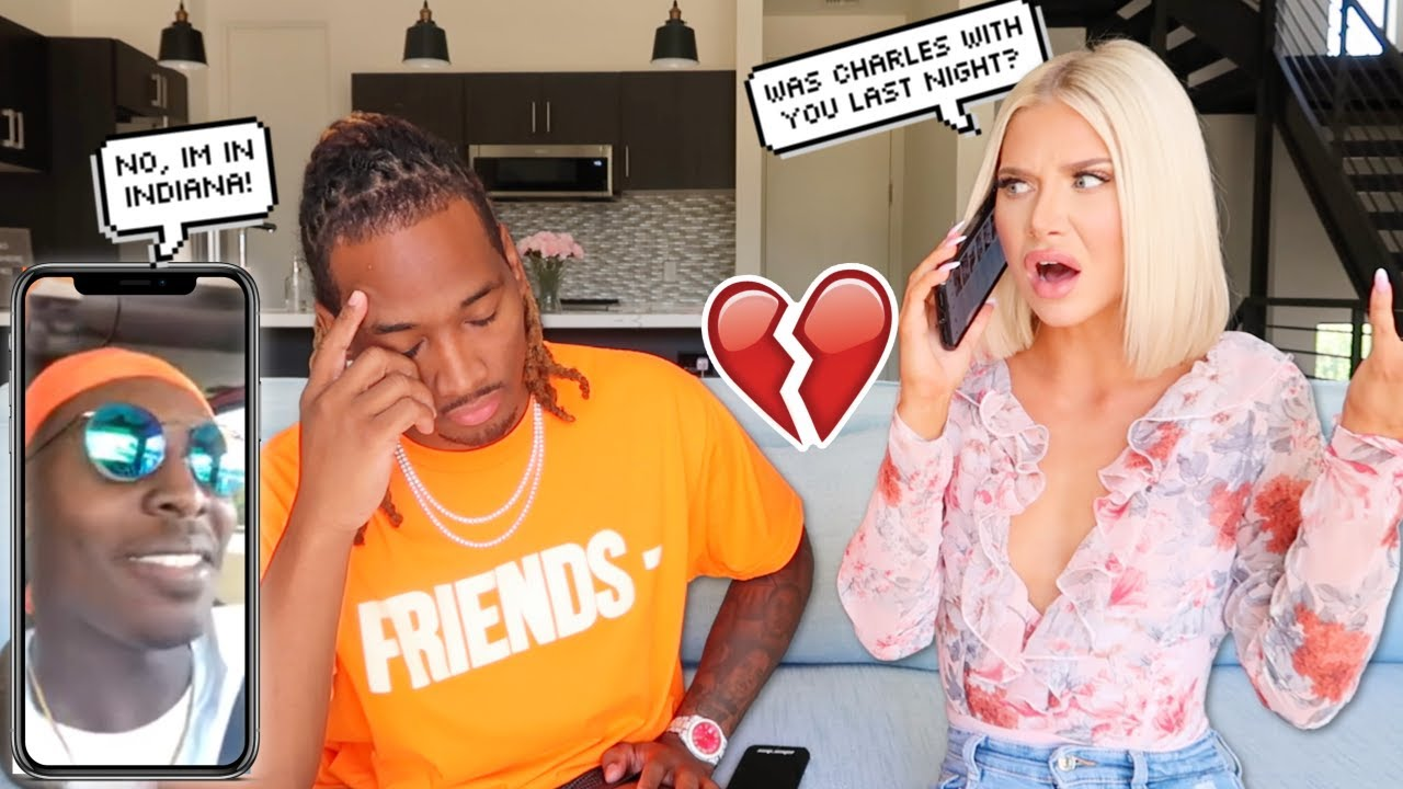 Seeing If My Boyfriends Friends Will Cover For Him Cheating... ** LOYALTY TEST! **