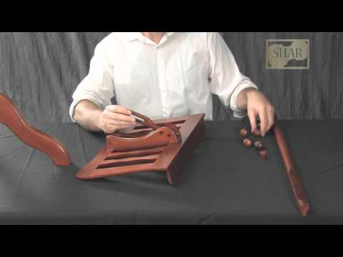 SHAR Salon Music Stand - Review and Assembly Video