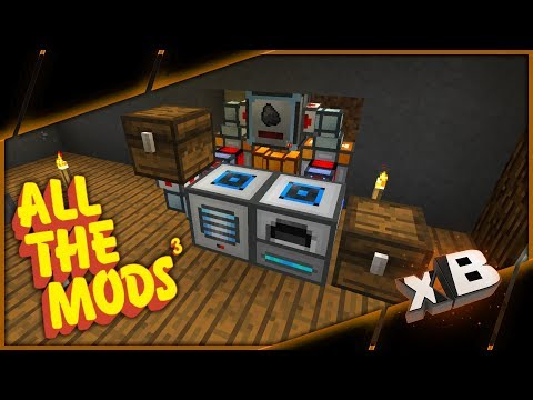 Electrical Age! :: ALL the Mods 3! :: Ep 4