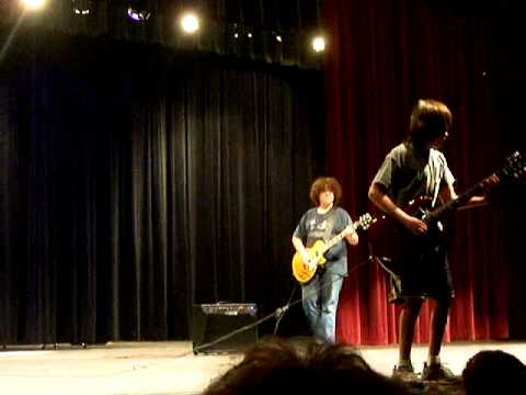 AC/DC - Whole Lotta Rosie at high school...