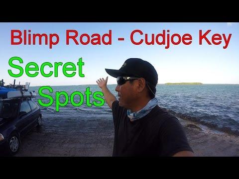 Florida Keys Kayak Fishing - Cudjoe Keys Fishing Spots