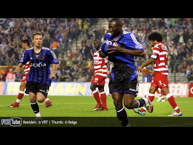 2006-2007 - Beker Van België - 07. Finale - Club Brugge - Standard 1-0
