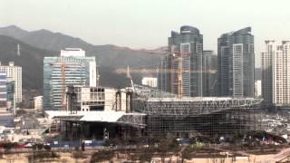 Busan Cinema Center Construction Site.mpg