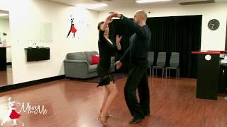 Swing   Underarm Turn Left & Right