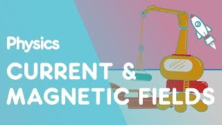 Current and magnetic fields | Magnetism | Physics for All | FuseSchool