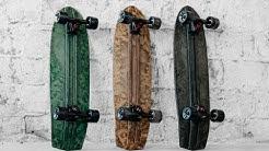 Uitto Biocomposite Skateboard