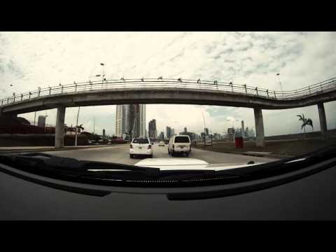 1-Hour of Chill - Driving in Panama