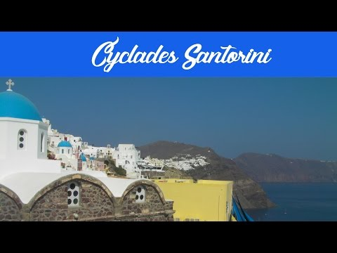 Sailing Through Greece: Cyclades, E18 Santorini