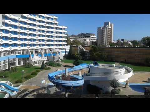 Pool view 1-bedroom apartment for sale in Trakia Plaza Sunny Beach Bulgaria