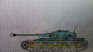Как нарисовать танк ELC AMX / How to draw a tank ELC AMX(Вы просили сделать-я сделал=) Моя партнерская программа VSP Group. Подключайся! https://youpartnerwsp.com/ru/join?70540., 2014-10-04T04:12:24.000Z)