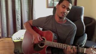 Fingerstyle Guitar - Lips of an Angel by Hinder