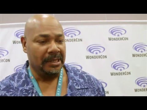 WonderCon 2016: American Dad!  Kevin Michael Richardson