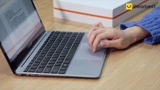 Teclast F7 Plus Notebook 8GB RAM 256GB SSD  - Gearbest.com
