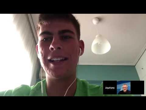Interview with Dimitris Papadimitriou - Laser Radial Youth World Champion