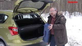 Suzuki SX4 2014 года тест драйв