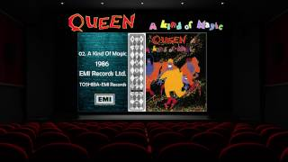 02. A Kind Of Magic - Queen | Dolby Digital 2Ch. Surround Stereo | 1080pᴴᴰ
