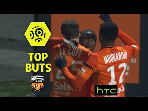 Top 3 Buts FC Lorient | saison 2016-17 | Ligue 1