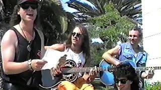 Video The Scorpions at Keith Olsen's House - Full version download MP3, 3GP, MP4, WEBM, AVI, FLV September 2018