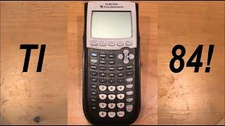 Calculator Tutorial - Inтro to the TI 84 Plus