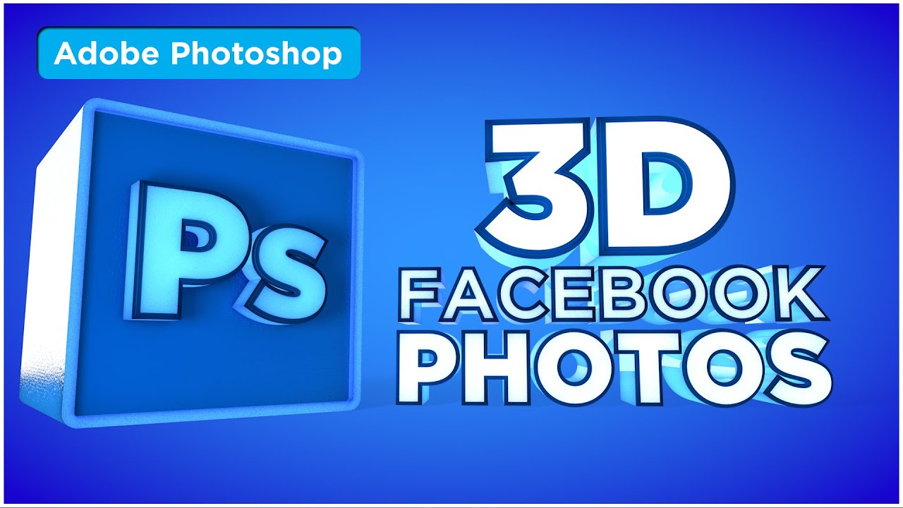 Create 3D Photos Using Shop Layered Graphics And A Depth Map