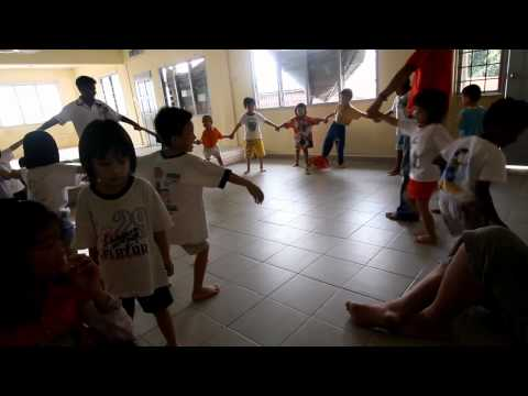 Orphans in Malaysia