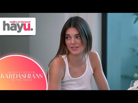 Kendall Jenner Reflects On The Show Ending | Season 20 | Keeping Up With The Kardashians