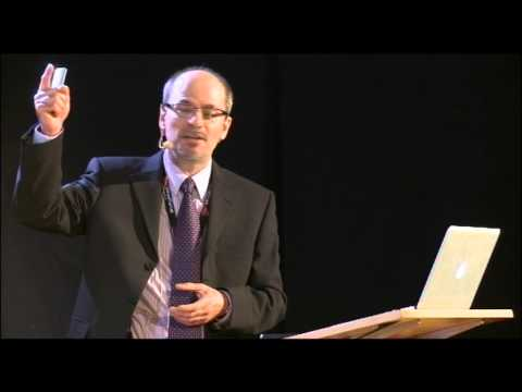 The improvement of the cloud computing ERPs: Zenon Michaelides at TEDxMinesNantes