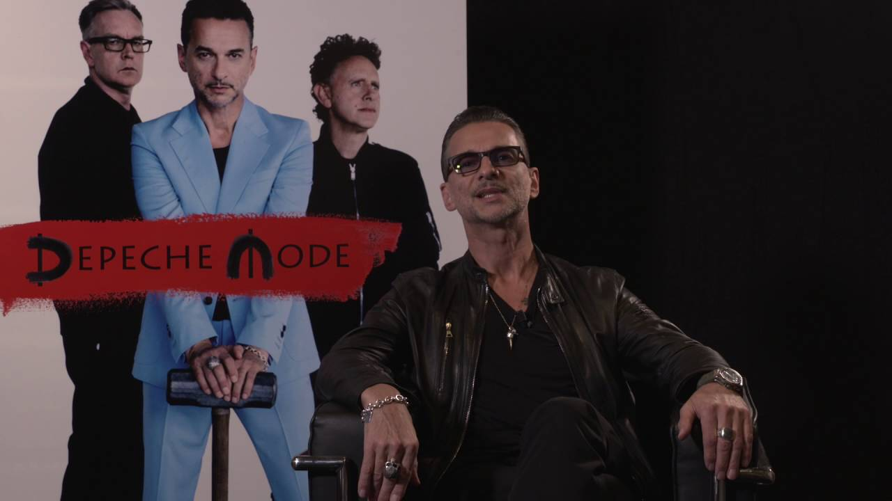 Depeche Mode Sportpaleis Antwerp 2017 Youtube