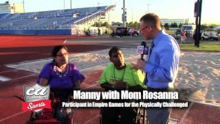 Class Act Sports Exclusive Coverage Of The Empire Games For The Physically Challenged