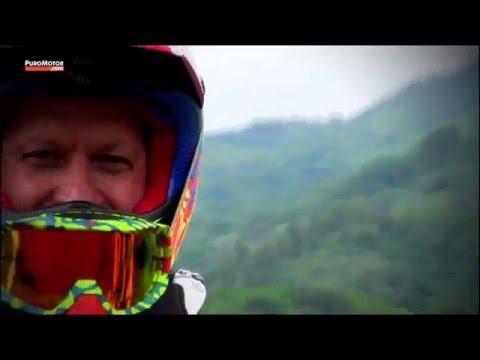CHRISTIAN MASSEY RUMBO AL DAKAR / PURO MOTOR / COSTA RICA