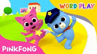 Police Car | Word Play | Pinkfong Songs for Children