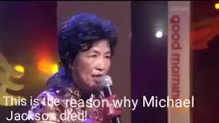 This is why Michael Jackson Died !