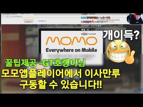 ★이사만루 꿀팁★ 모모앱플레이어 최신버전 말고! 구버전 쓰는 법!