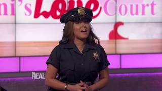 It's Loni's Love Court!