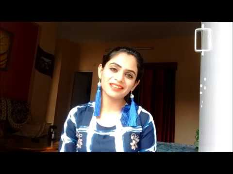 Aaja Re, Noori By Bally Sagoo , Cover By Sonal